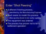 enter shot peening