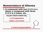nomenclature of alkenes4