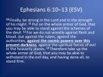 ephesians 6 10 13 esv1