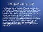 ephesians 6 10 13 esv2