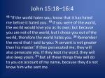 john 15 18 16 4