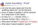 lower bounding proof1