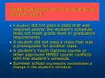 schedule adjustments will only be made during enrollment week if