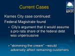 current cases7