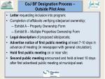coj bf designation process outside pilot area2