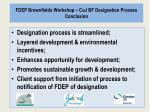 fdep brownfields workshop coj bf designation process conclusion
