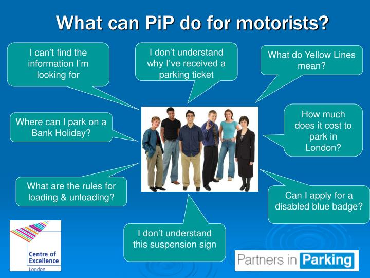 what can pip do for motorists n.