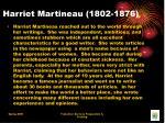 harriet martineau 1802 1876