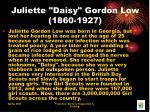 juliette daisy gordon low 1860 1927