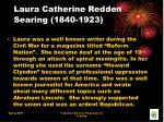 laura catherine redden searing 1840 1923