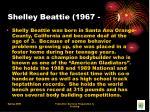 shelley beattie 1967