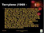 terrylene 1969