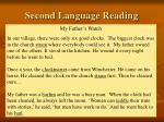 second language reading1