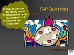 fap guidelines1