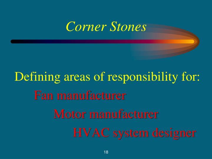 Corner Stones