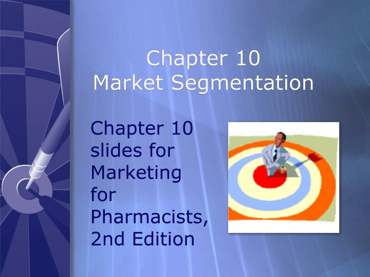 company introduction market segmentation 2 Unit 3 introduction to marketing issue 2 - download as pdf file (pdf), text file (txt) or read online  to the whole class introduction to use of swot and exercise on using it for an organisation known to the whole class introduction to concepts of segmentation and targeting use of instruments eg acorn for learners to assess the segments.