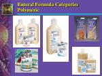 enteral formula categories polymeric1