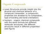 organic compounds3