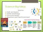 science big ideas