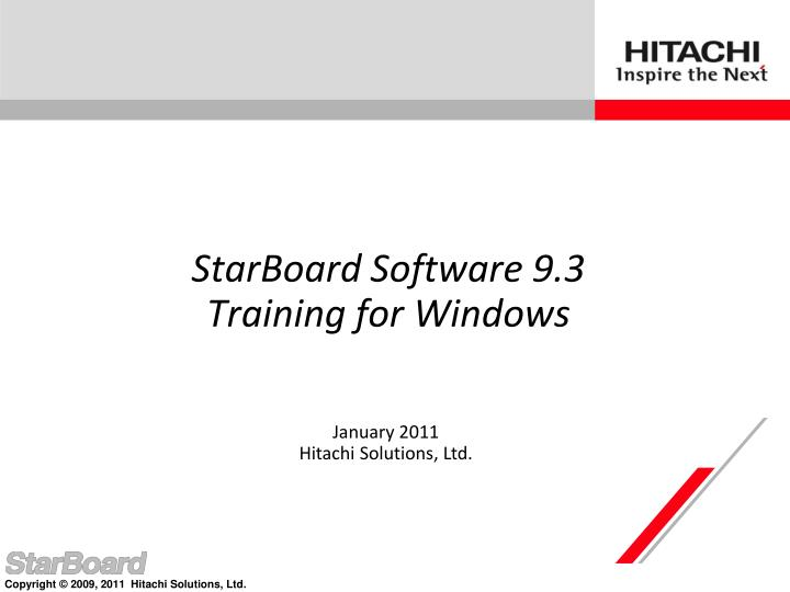 starboard software 9 3 training for windows n.