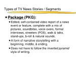 types of tv news stories segments2