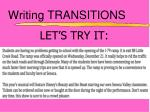 writing transitions2