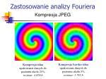 zastosowanie analizy fouriera12