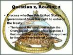 question 2 reading 2