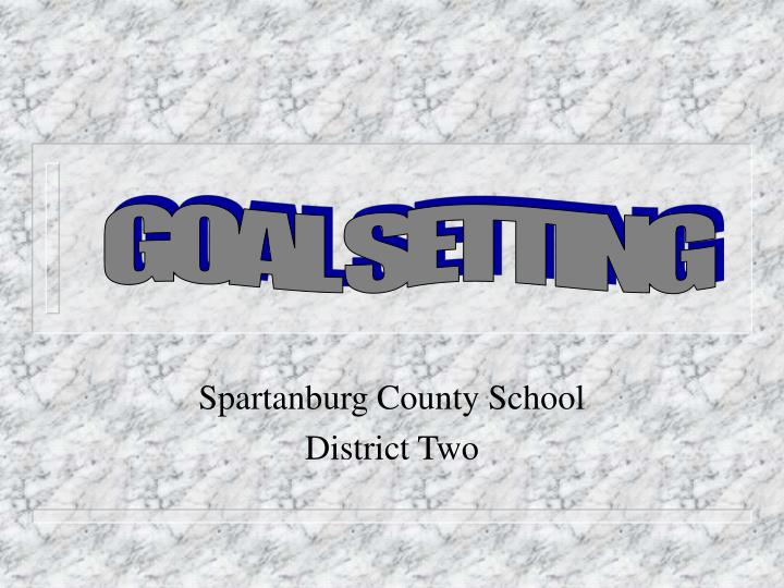 spartanburg county school district two n.