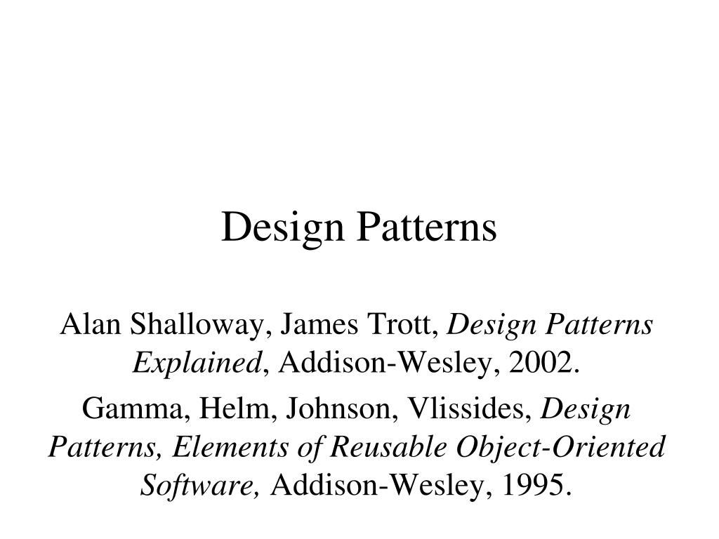 Ppt Design Patterns Powerpoint Presentation Free Download Id 6710326