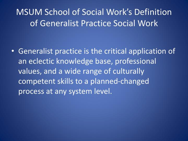 knowledge base of social work pdf
