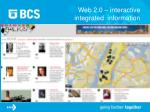 web 2 0 interactive integrated information