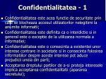 confidentialitatea 1