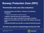 runway protection zone rpz2