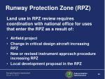 runway protection zone rpz5