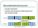 recombination crossover1