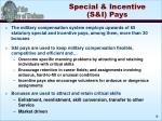 special incentive s i pays