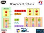 component options