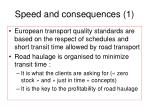 speed and consequences 1