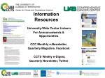 information resources1