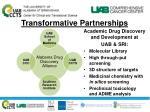 transformative partnerships