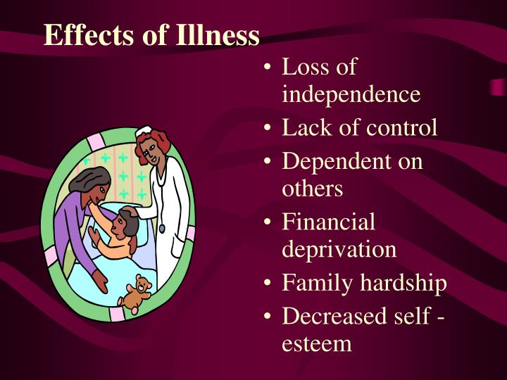 Effects of Illness