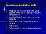 general communication skills2