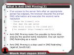what is anti dns pinning 2
