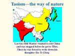taoism the way of nature