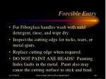 forcible entry11