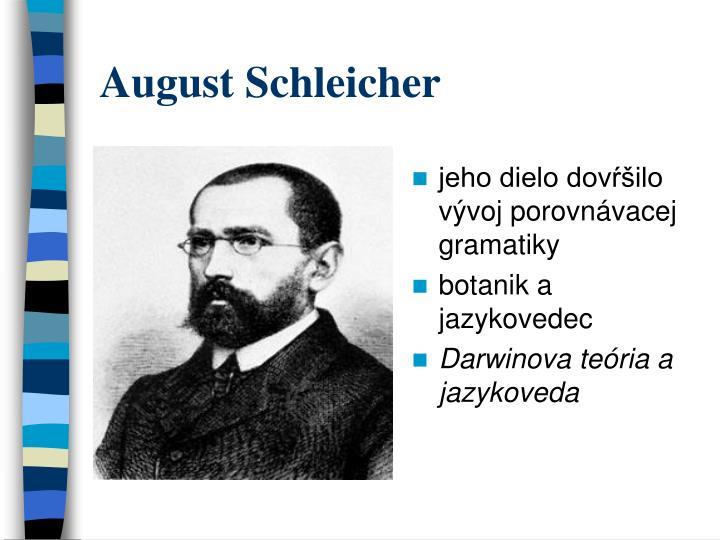 jeho dielo dovŕšilo vývoj porovnávacej gramatiky