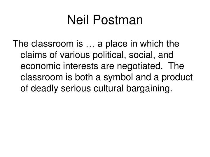 Neil Postman