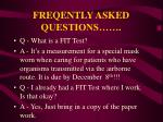 freqently asked questions2