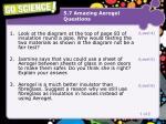 5 7 amazing aerogel questions